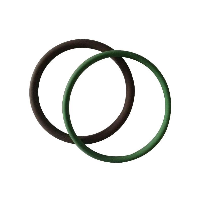 Polishing Viton o-ring