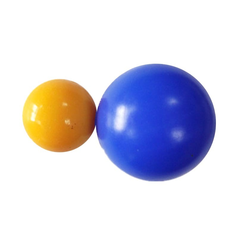 Food grade 20shoreA -70shore A silicone ball