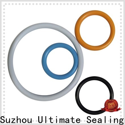 Ultimate sturdy silicone rubber o rings wholesale for chemical industries