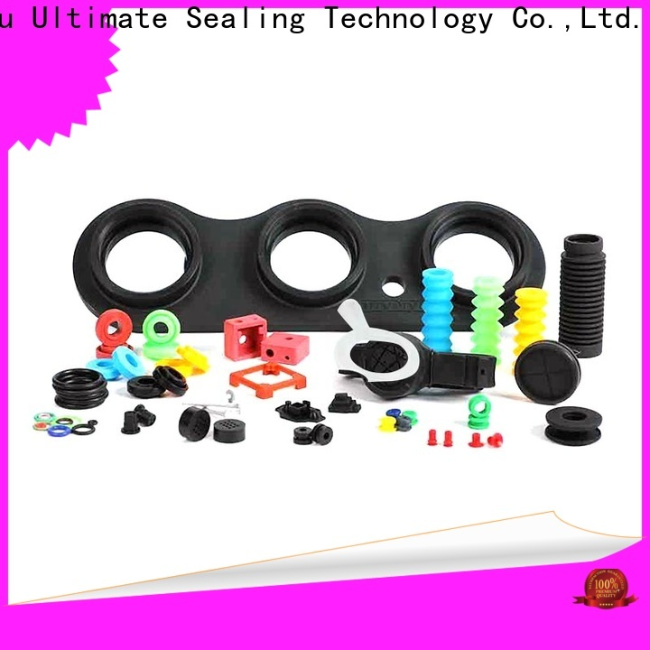 Ultimate reliable special rubber parts customized for commercial